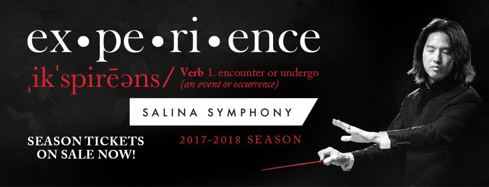 Experience Salina Symphony: 2017-2018 Season